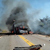 Criminosos explodem carro-forte no Sertão Cearense