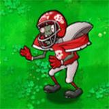 Zombi Deportista (Football Star)