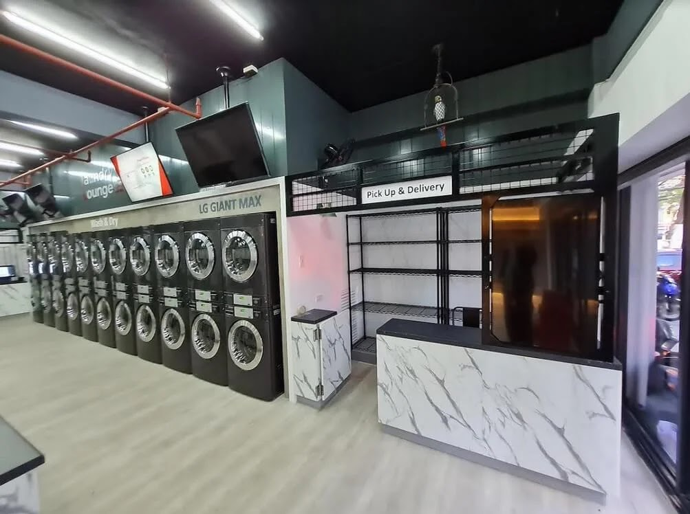 LG Opens the Country's First Smart Laundry Lounge
