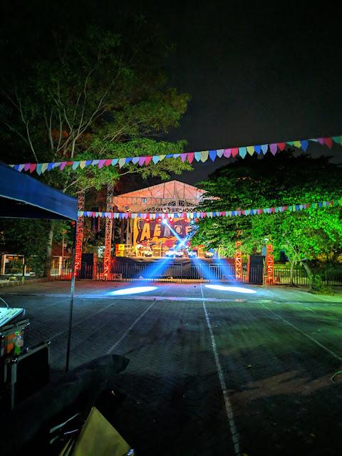 Venue - Aerofest