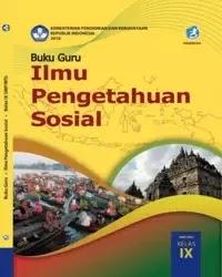 Buku IPS Guru Kelas 9 k13 2018