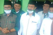 Fattah Jasin Terima Surat Tugas, Eks PAC PKB :  Inginkan Kader Sendiri Jadi Cabup