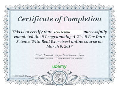 best course to learn R programming language
