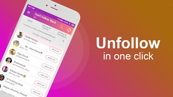 Aplikasi Mengecek Unfollow Dengan Followers & Unfollowers