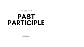 materi past participle lengkap dengan penjelasan