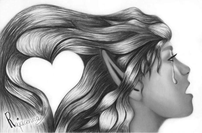 Рисунки карандашом. Rajacenna 17