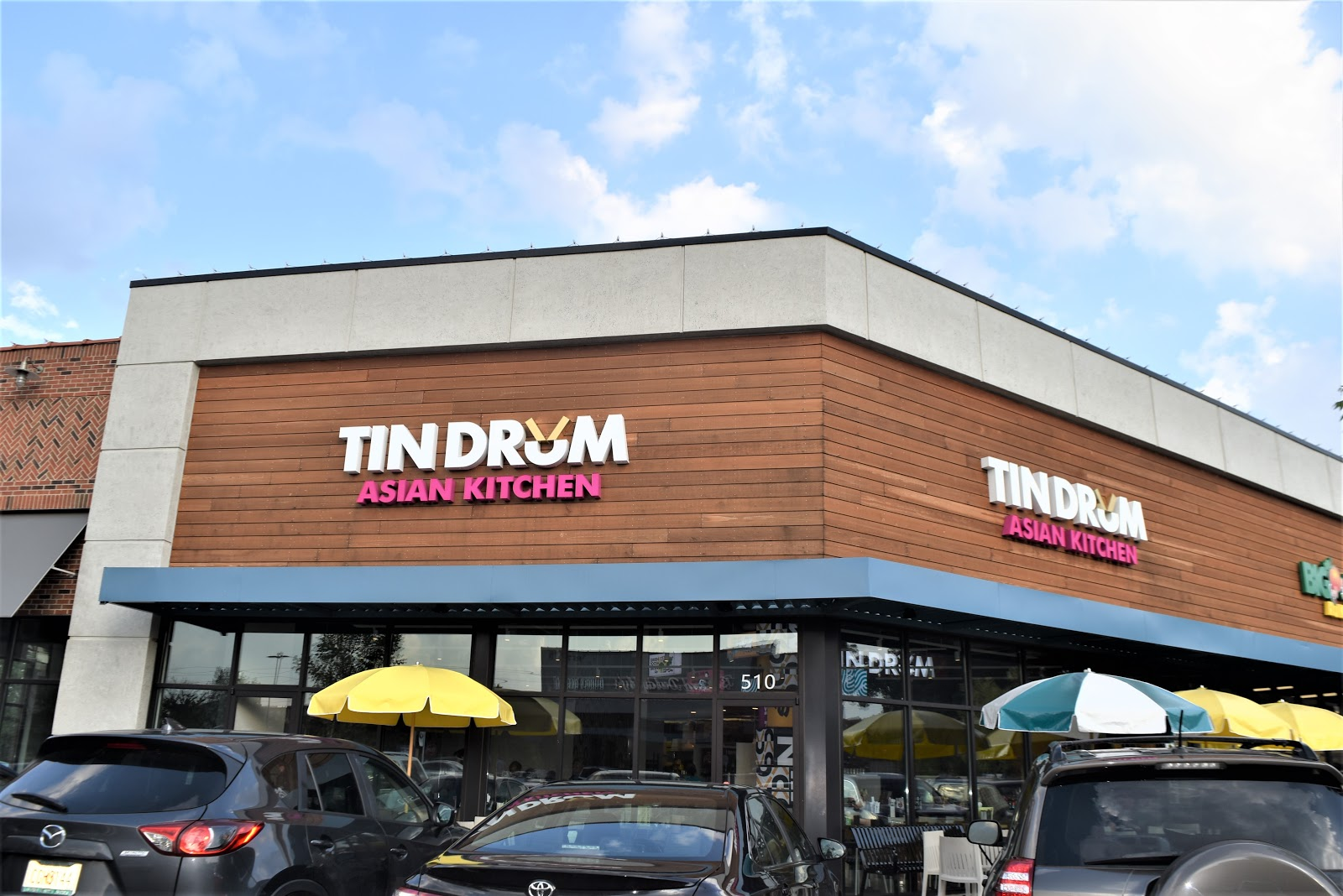 Trying Out the Limited Time Tin Drum Asian Kitchen's URBAN GARDEN Menu Items