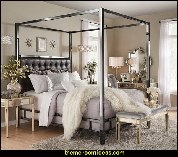 hollywood glam bedroom ideas luxe glam style decor modern hollywood movie star bedroom ideas