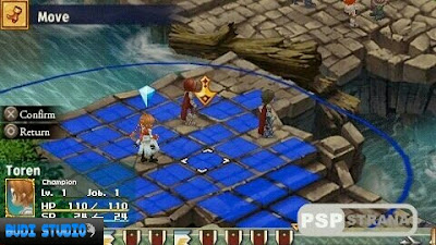 Ragnarok Tactics: Imperial Princess of Light And Darkness PPSSPP2