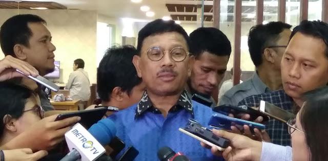 Nasdem Sesumbar Tidak Ada Kursi Menteri Untuk Kubu Prabowo