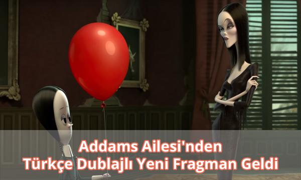 Addams Ailesi Türkçe Dublaj Fragman İzle