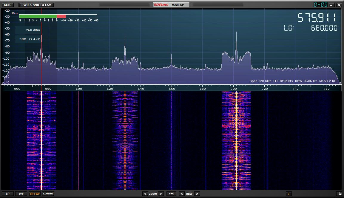 marxy's musing on technology: AirSpy HF+ review - a nice SDR receiver