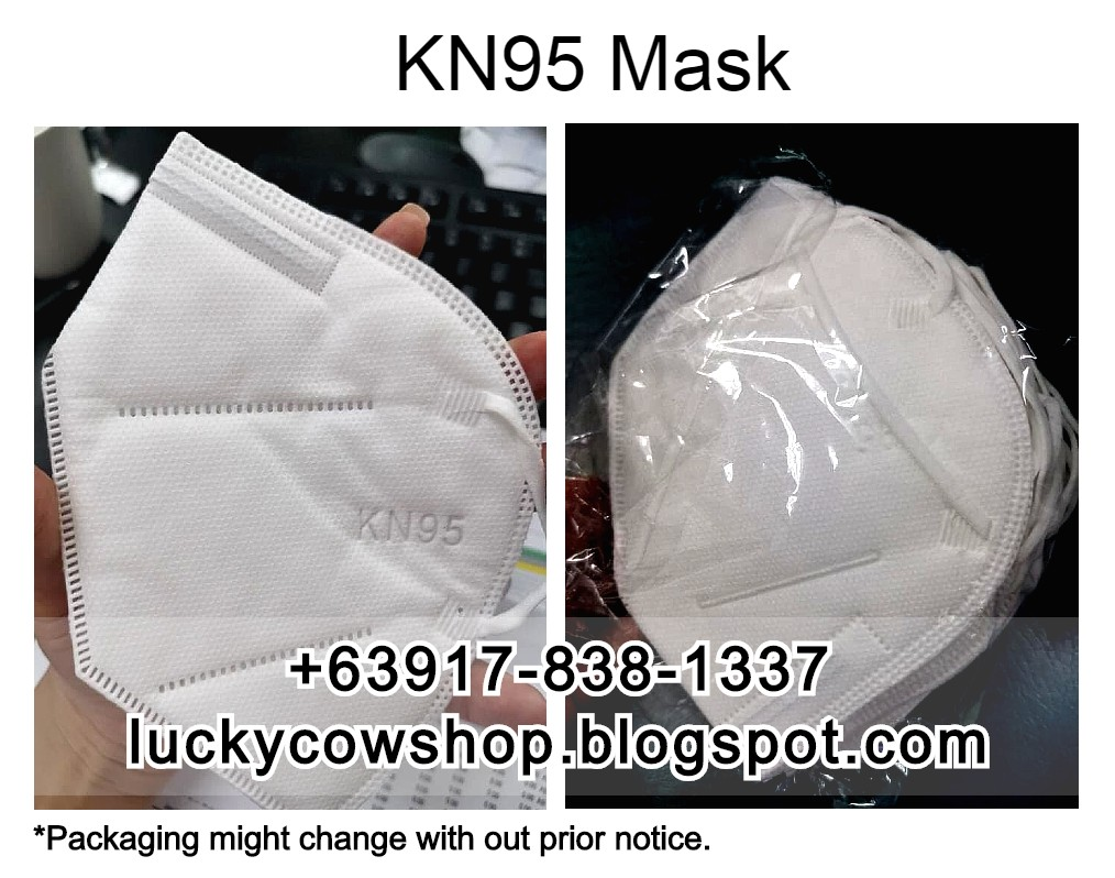 kn95 face mask philippines