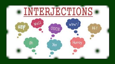 Interjections-english-grammar