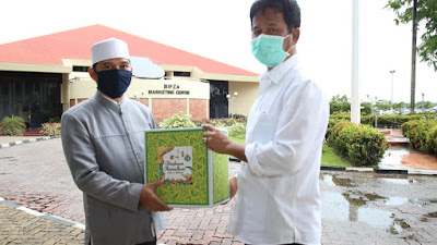 BP Batam dalam Bingkai Kegiatan Ramadhan 1441 Hijriah