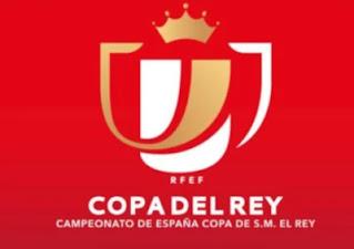 Resultados Copa del Rey 5-7 enero 2021