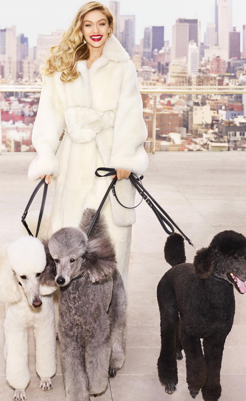 Gigi Hadid Harper's Bazaar May 2018