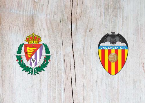 Real Valladolid vs Valencia -Highlights 10 January 2021