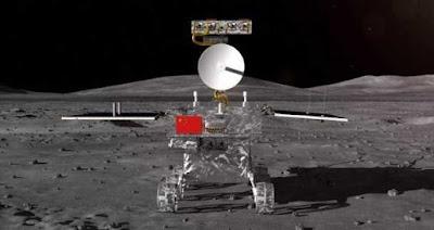 Yutu-2 Lunar Rover