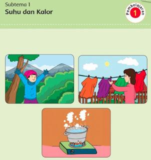 Kunci Jawaban Kelas 5 Tema 6 Subtema 1 Pembelajaran 1