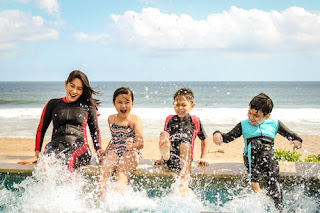 Berenang Bisa Menyebabkan Hamil Adalah Pernyataan Salah Besar,Ini 3 Alasannya