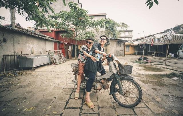Học sinh Bắc Giang cực chất với bộ ảnh kỷ yếu phong cách dân dã