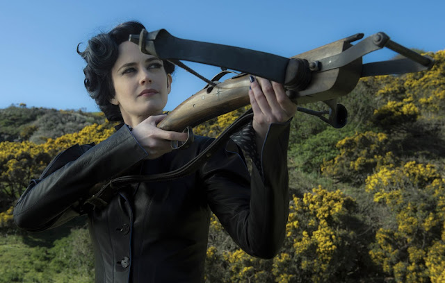 eva green Miss Peregrine's Home for Peculiar Children still