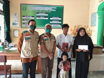 YBM PLN Lampung Salurkan 100 Alquran