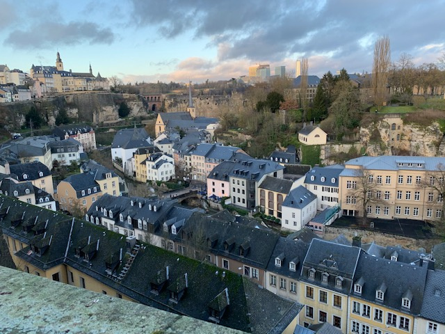 Luxembourg, Luxembourg City, Travel, Views,Architecture,