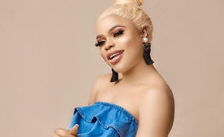 """My New Shape Is Lit, Look at that @ss already"" – Bobrisky Flaunts Backside After Surgery"