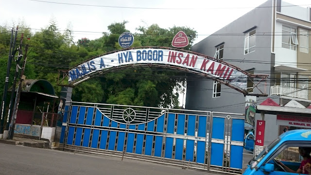 Majlis A-Hya Bogor Insan Kamil, Bogor - Image: Author