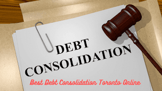 Best Debt Consolidation Toronto Online