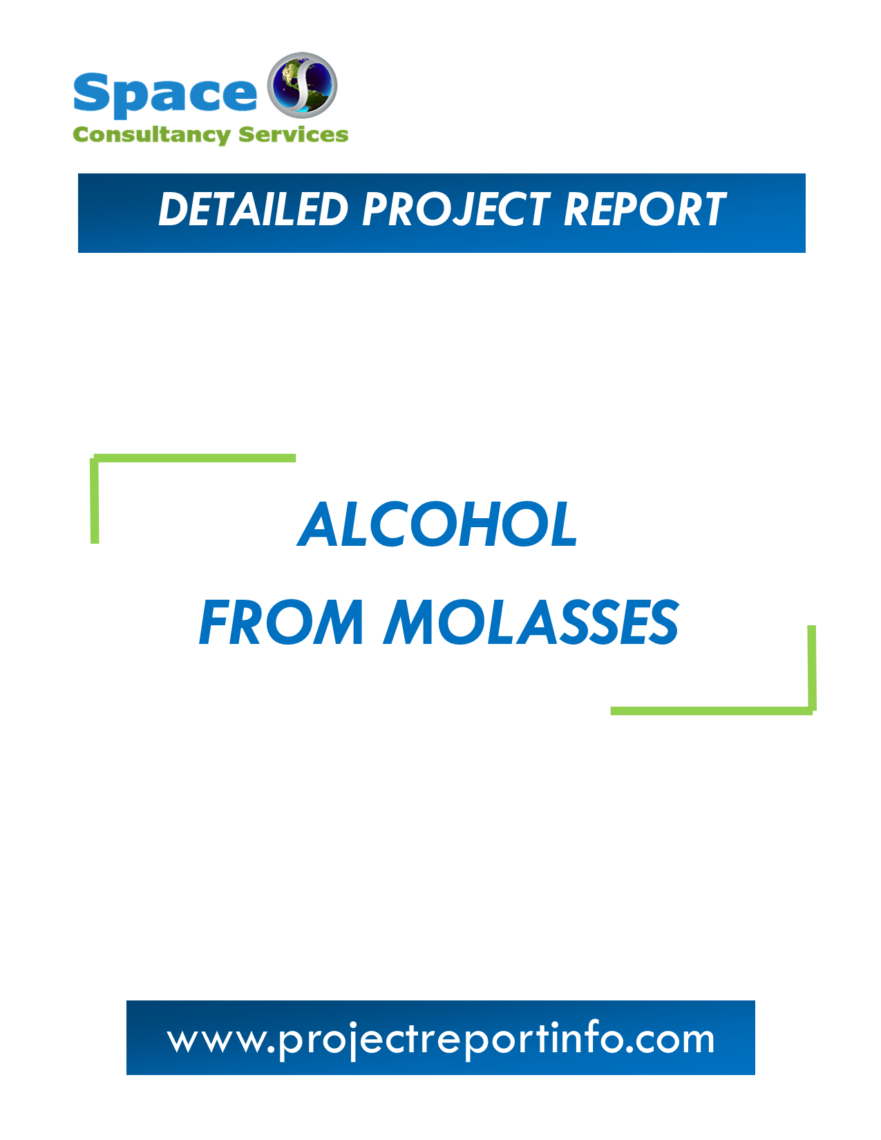 Project Report on Alcohol from Molasses Manufacturing