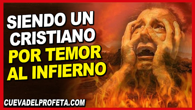 Siendo un Cristiano por temor al infierno - William Marrion Branham en Español