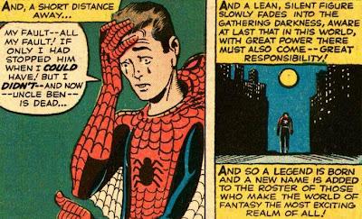 Peter Parker Spiderman