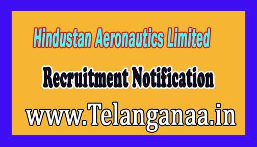 Hindustan Aeronautics Limited HAL Recruitment Notification 2016