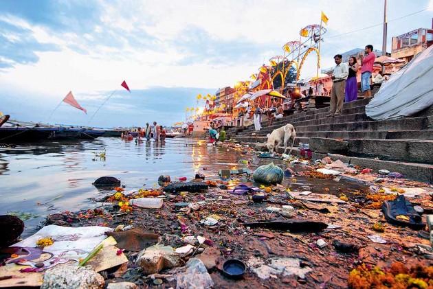 राष्ट्रीय हरित अधिकरण (NGT) ने गंगा नदी की स्थिति पर नाराजगी जताई