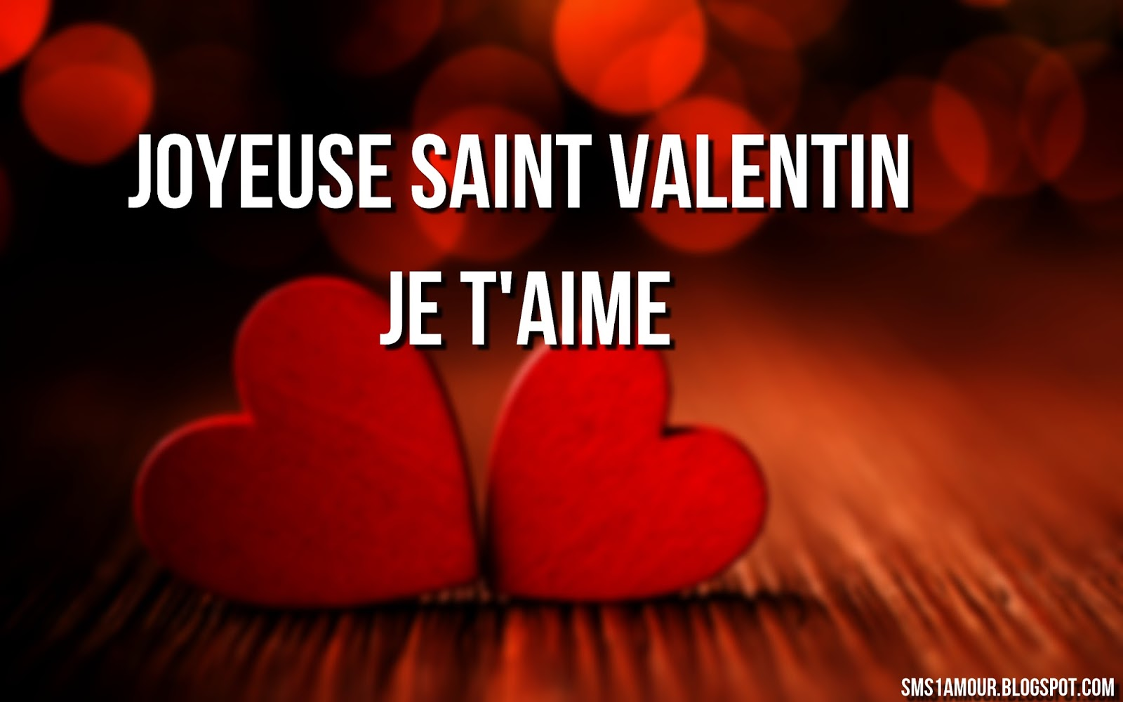 Saint Valentin 2016 Message D Amour Messages Et Sms D