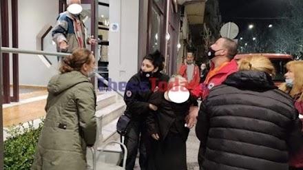 Εκκενώνεται ξενοδοχείο στον Τύρναβο, όπου διέμεναν σεισμοπαθείς