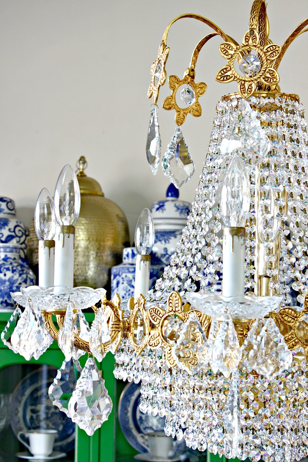 Preferred NEW (VINTAGE) CRYSTAL CHANDELIER AND DINING ROOM SOURCE LIST  NO51