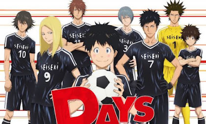 Days Episódio 14, Days Ep 14, Days 14, Days Episode 14, Assistir Days Episódio 14, Assistir Days Ep 14, Days Anime Episode 14