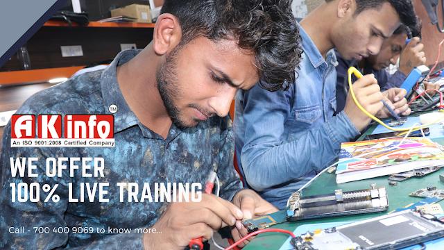 mobile repairing course in uttam nagar