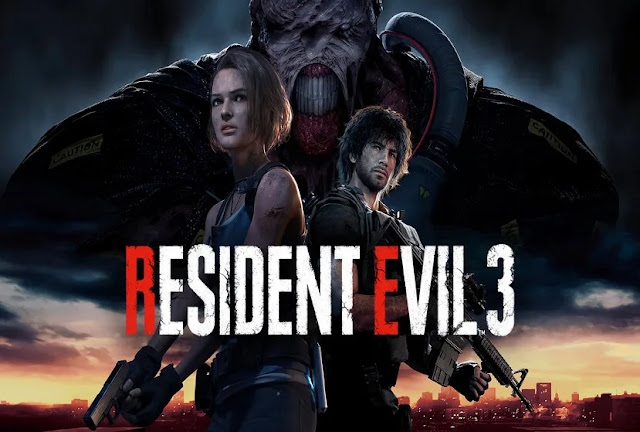 تحميل لعبة Resident Evil 3 للكمبيوتر مجانا