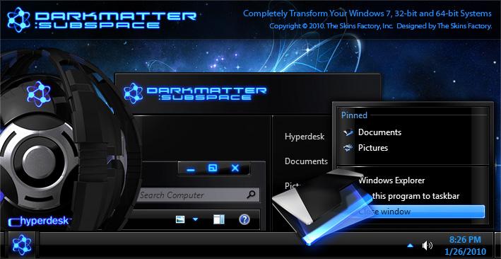 Hyperdesk Darkmatter Subspace For Windows 7 Filiex