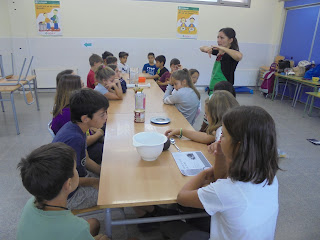 Taller saludable cicle superior