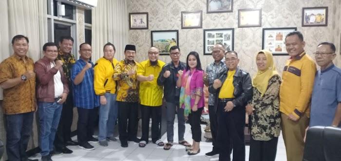 Hasta Karya Golkar Dukung Arinal Djunaidi Kembali Pimpin Golkar Lampung