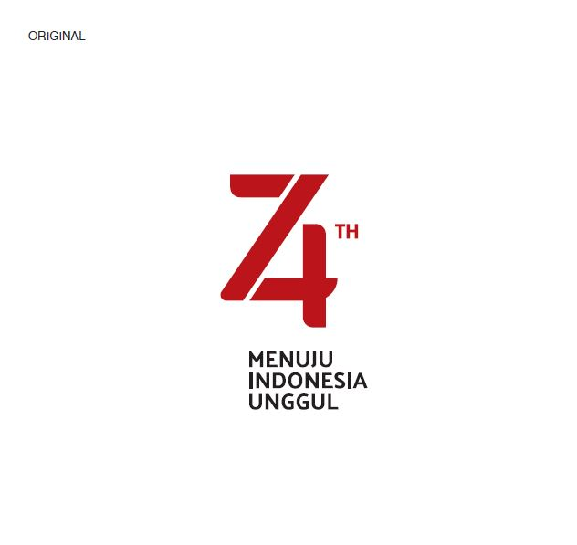 Download Tema dan Logo HUT Kemerdekaan RI Ke-74