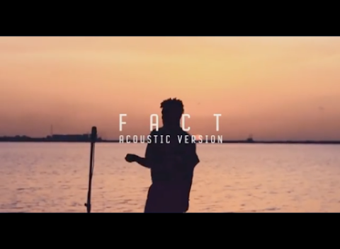 "Video: Victor AD – ""FACT"" (ACOUSTIC VERSION)"