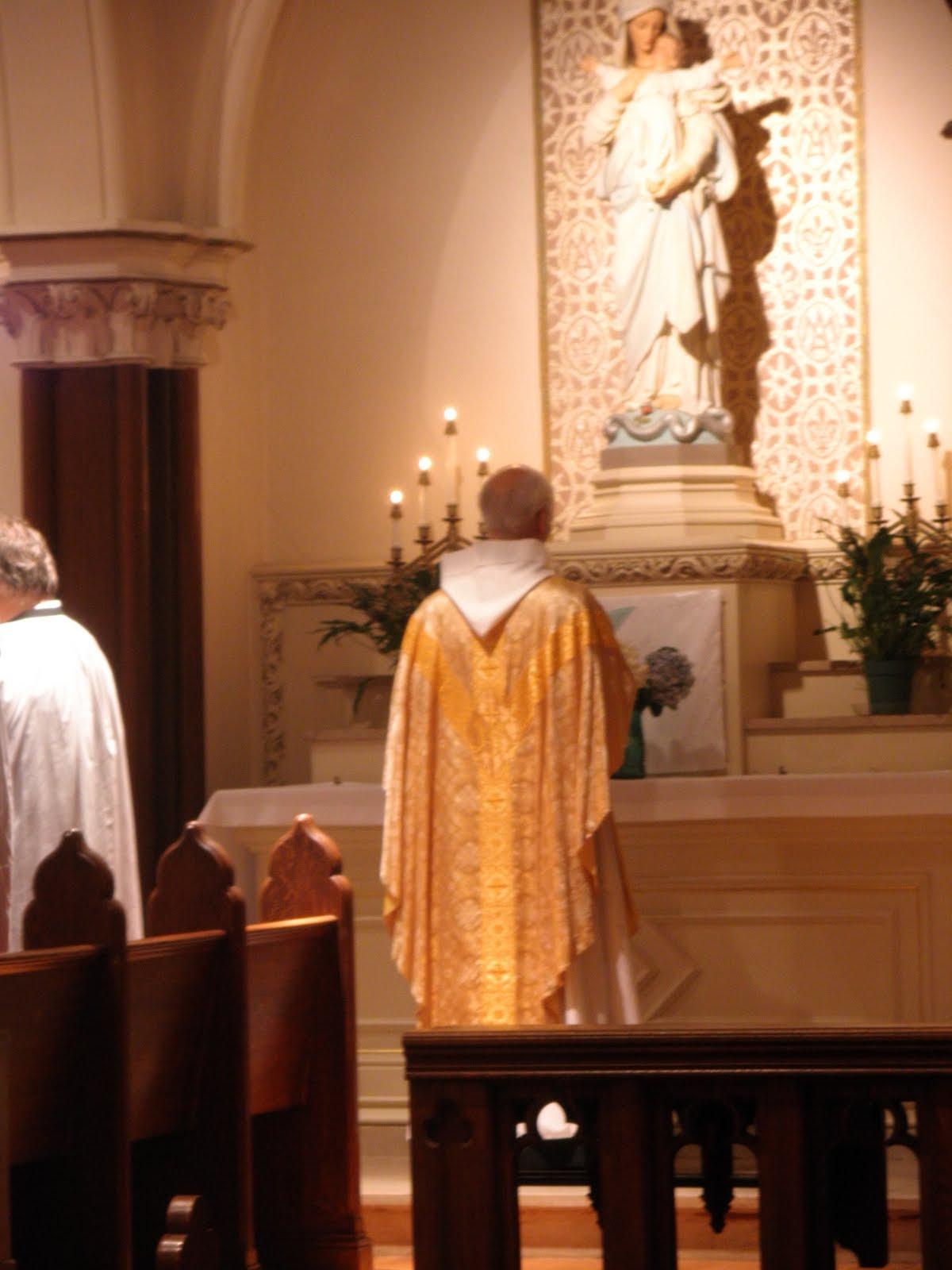 New Liturgical Movement Hail Holy Queen