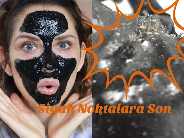 siyah nokta temizleme, siyah maske
